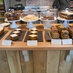A selection of our cakes